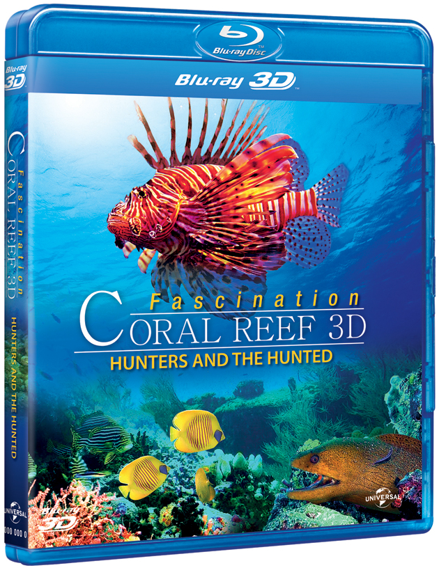 Fascination Coral Reef 3D : Mysterious Worlds Under Water