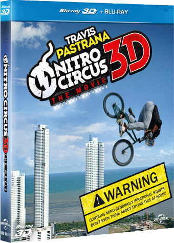 Nitro Circus : The Movie