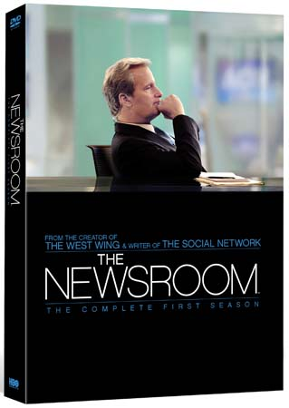 Newsroom: The Complete 1st Season