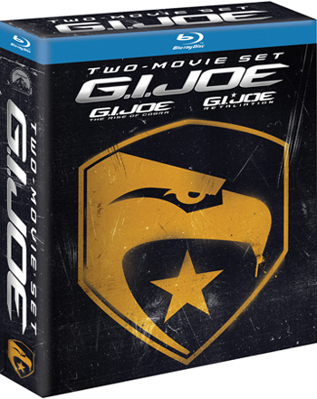 G.I. Joe Two-Movie Set